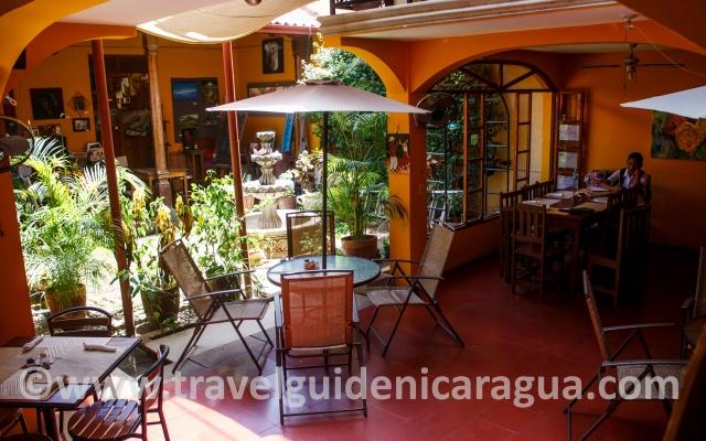 Cafe De Arte Granada Nicaragua