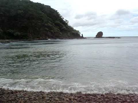 Playa Peña Rota San Juan del Sur
