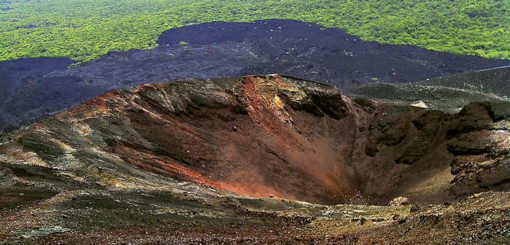 cerro negro leon nicaragua