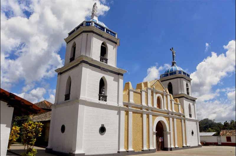 ciudad antigua nueva segovia Nicaragua