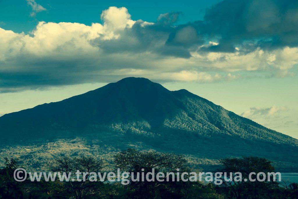 volcano maderas ometepe island