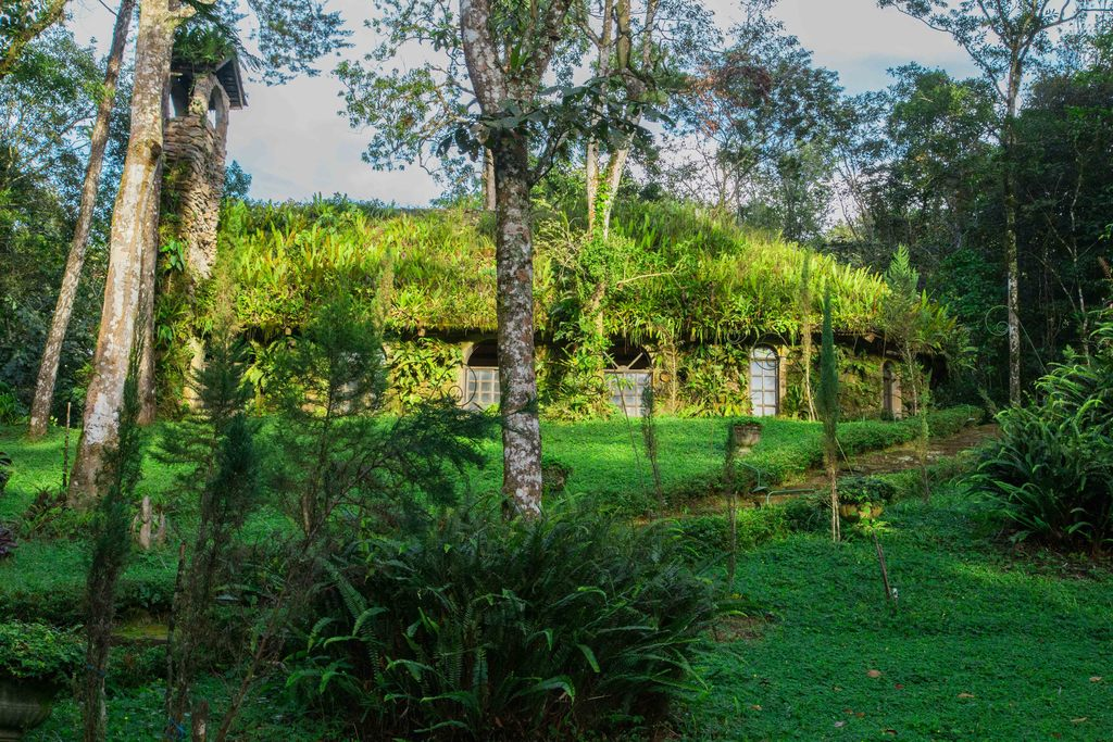 Ecolodge in Nicaragua