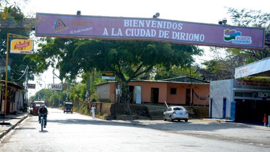 Diriomo Nicaragua