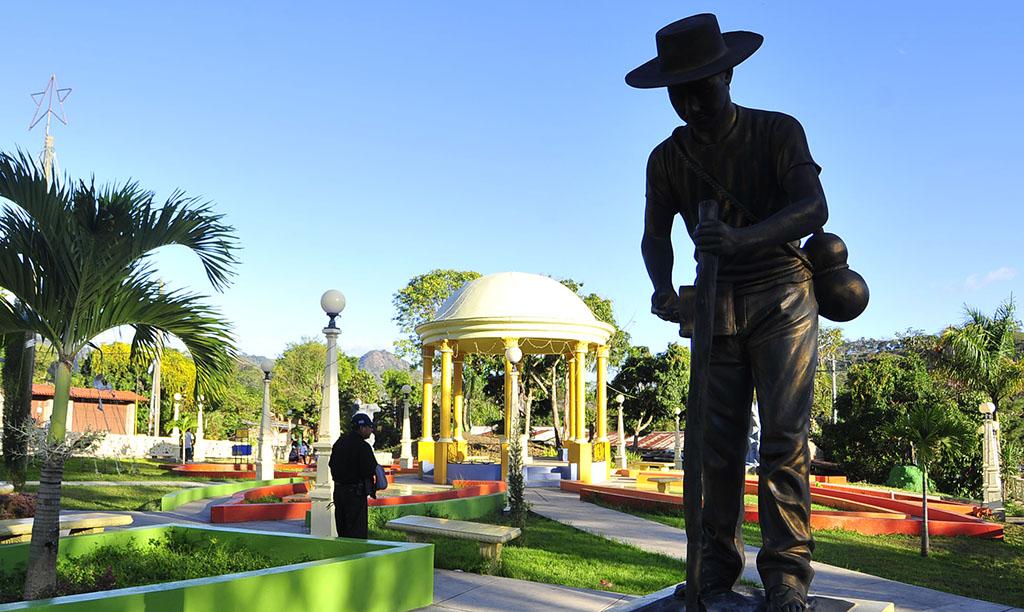 San Ramón Nicaragua