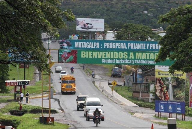 Matigúas Nicaragua