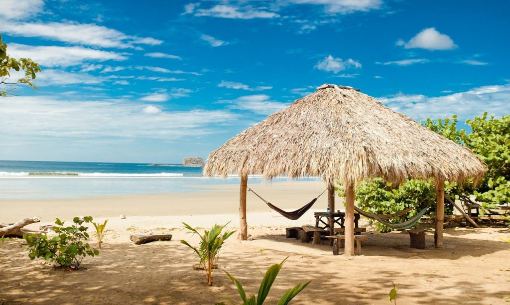 playa hermosa san juan del sur