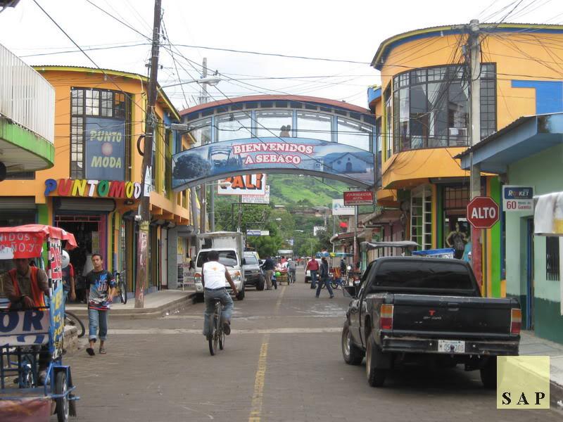 Sebáco Nicaragua
