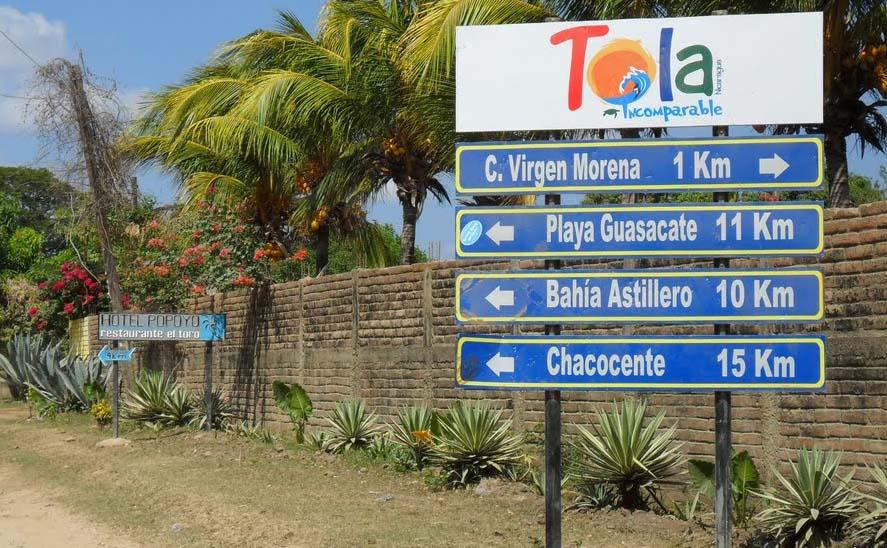 Las Salinas Beach Tola